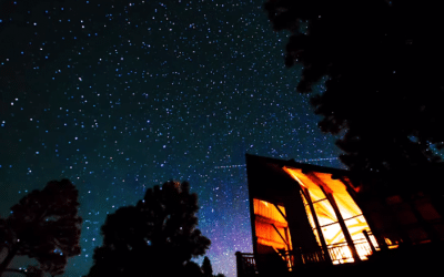 Secluded Southern Rocky Mountain Cabins That You Didn't Know Existed