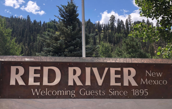 Welcome Red River,NM